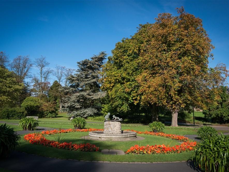Valley Gardens - © VisitEngland Diana Jarvis