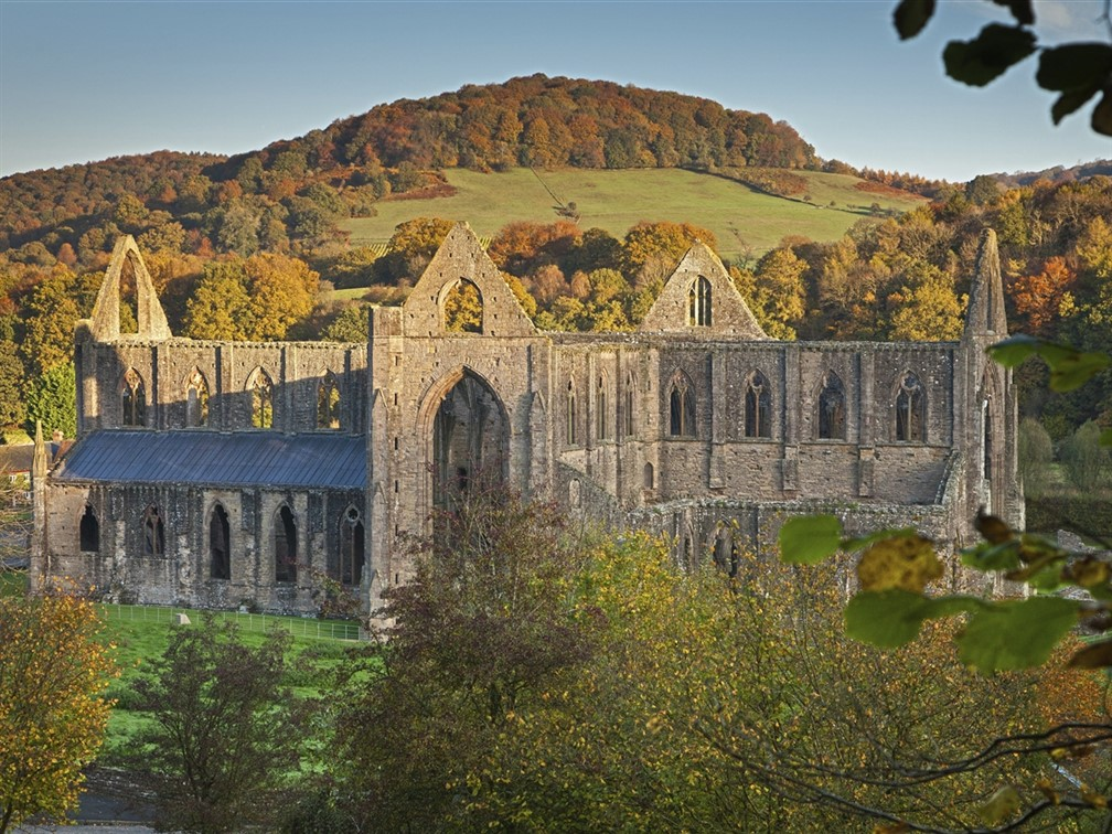 Tintern Abbey ©VisitBritainVisit Wales