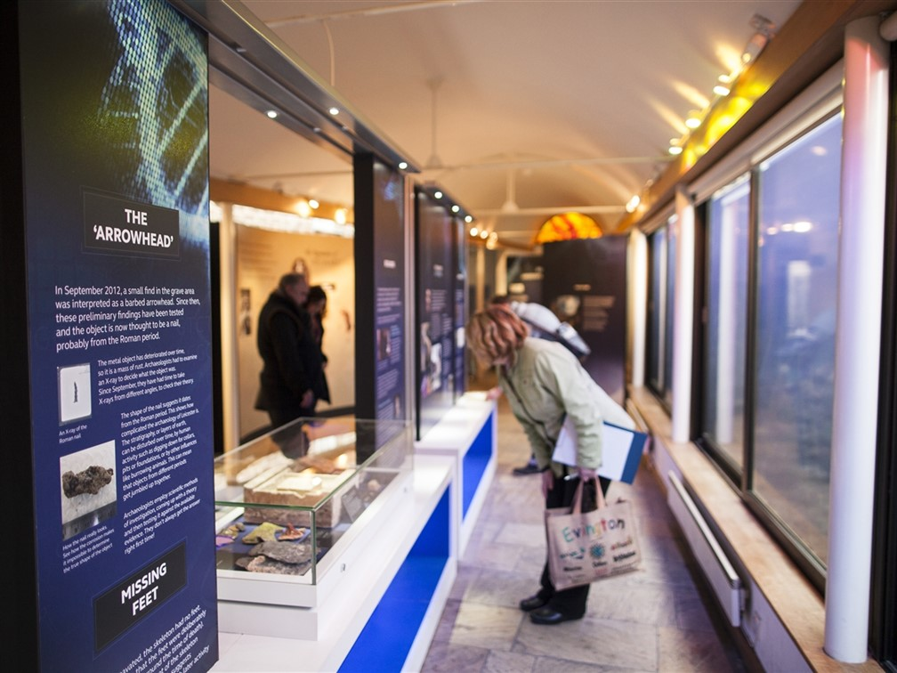 Exhibition in Leicester - © VisitEngland Jim Mark