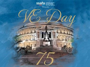 VE DAY at the Royal Philharmonic Concert Orchestra