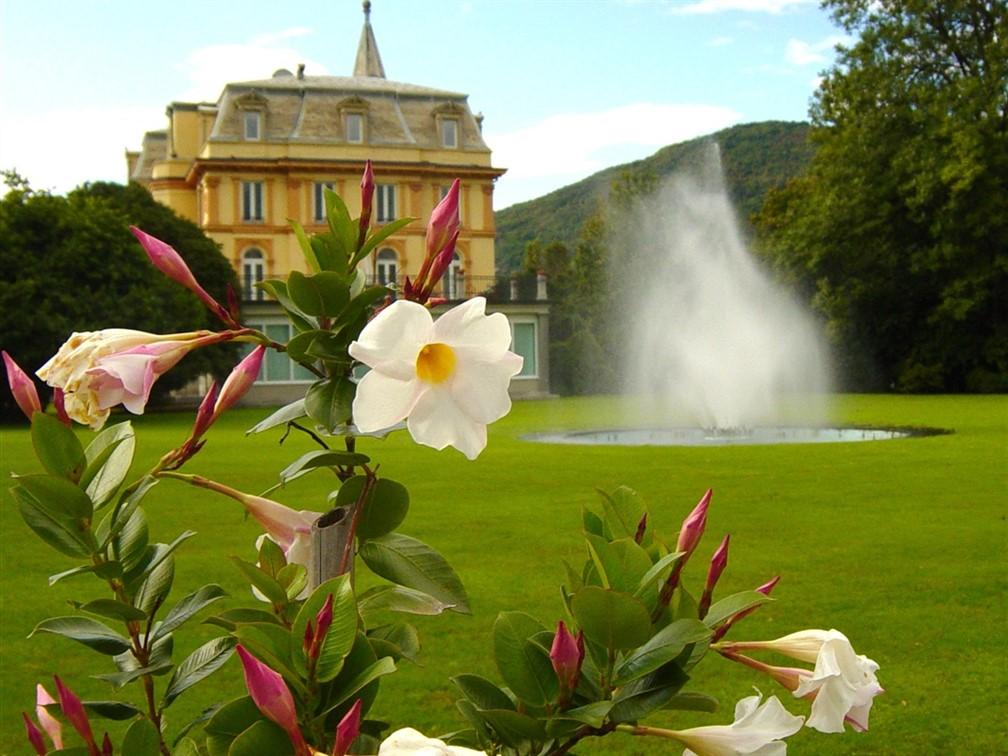 Villa Taranto - Villa Fountain