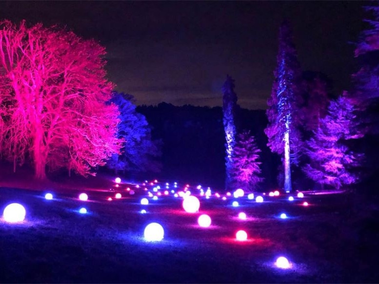 Waddesdon Lights