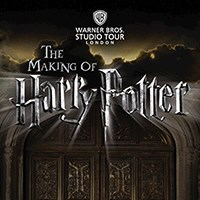 Warner Bros.Studio Tour The Making of Harry Potter