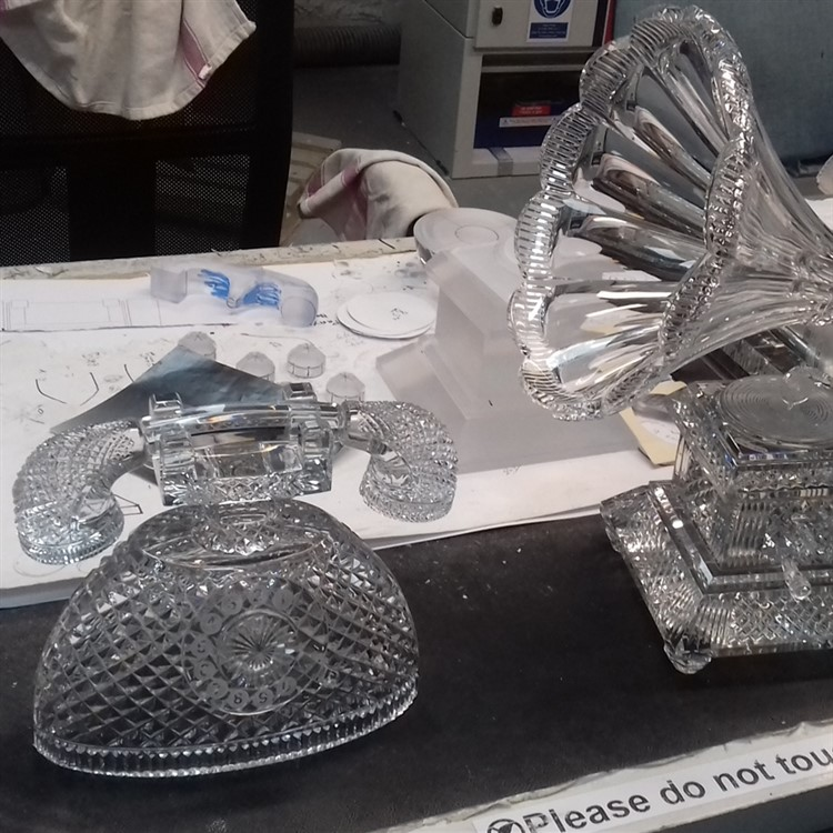 Waterford Crystal Factory