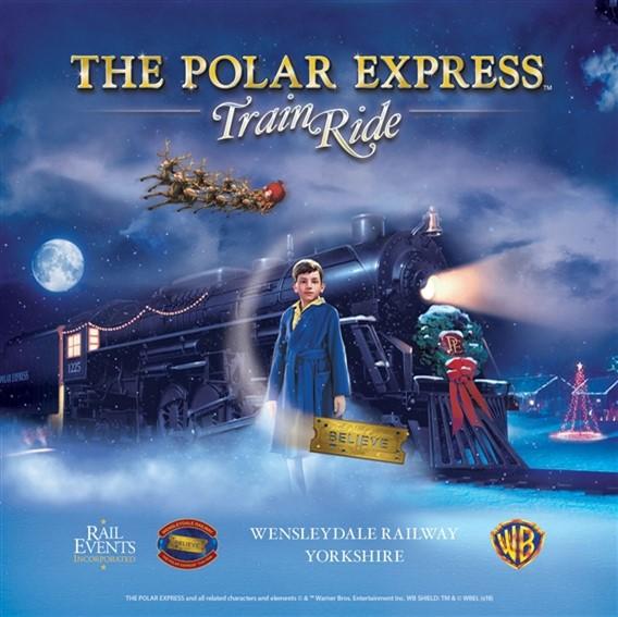 THE POLAR EXPRESS™ © PNP Events Ltd
