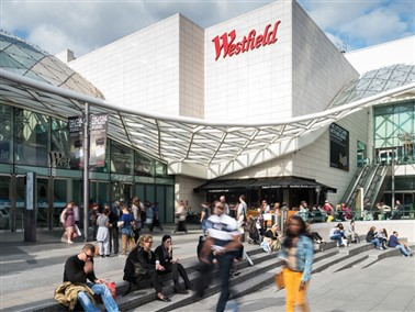 Westfield Shopping Centre, Shepherds Bush, London