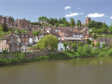 Worcestershire, Severn Valley & The Black Country