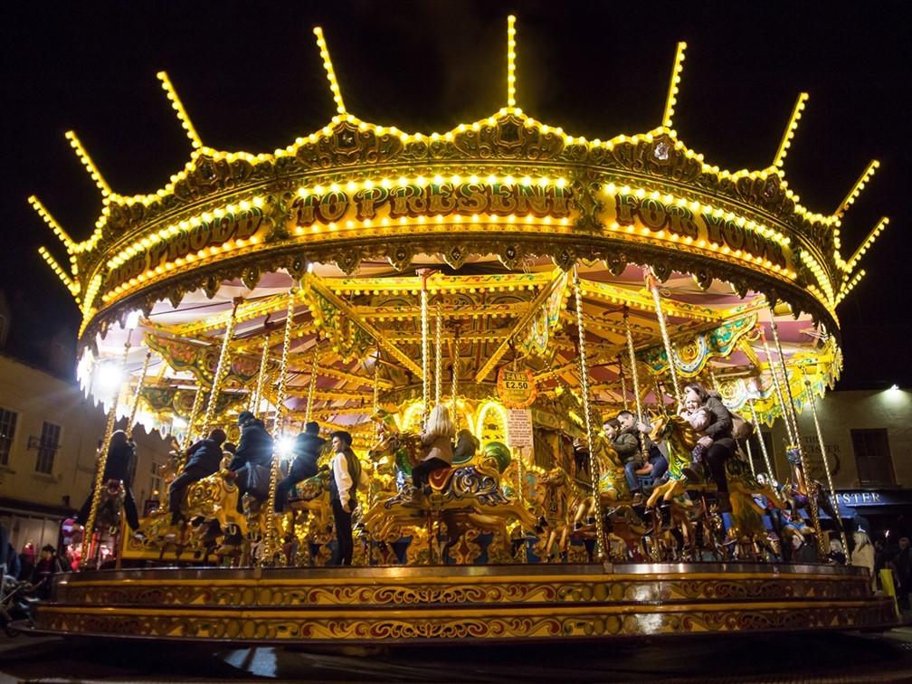 Worcester Victorian Christmas Fair