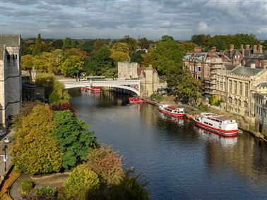 York, Yorkshire Dales & Waterfront City of Hull