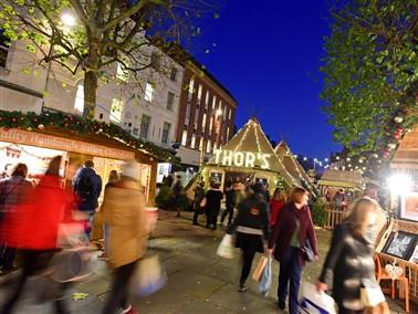 York & Harrogate Country Living Christmas Fair