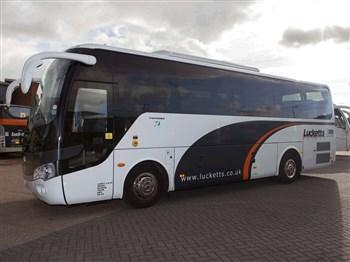 35 seat Minicoach