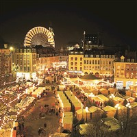 Lille Christmas Market via Eurotunnel