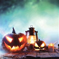 Halloween Fun at the Helicopter Museum