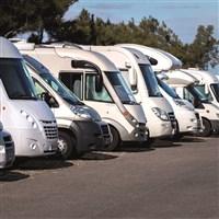 Caravan & Motorhome Show at the NEC