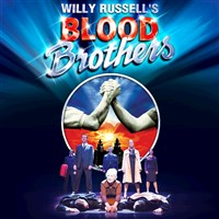 Blood Brothers at the Mayflower .