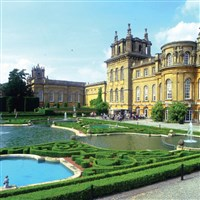 Christmas at Blenheim Palace with lunch
