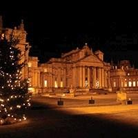 Christmas Light Trail at Blenheim Palace