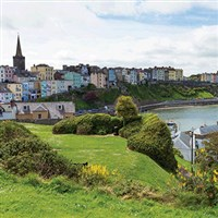 A Delightful Corner of Wales
