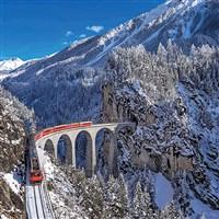 Feldkirch, The Glacier Express & Lichtenstein