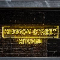 Lunch at Gordon Ramsay's Heddon Street Kitchen