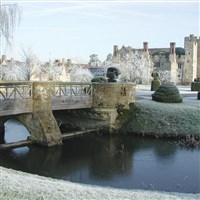 Christmas at Hever Castle