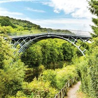 Ironbridge & The Severn Valley