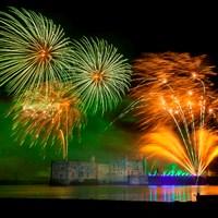 Leeds Castle Firework Spectacular