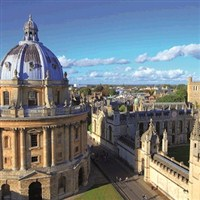 Day in Oxford