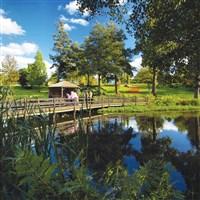 A Gardeners World & Chelsea Physic Garden