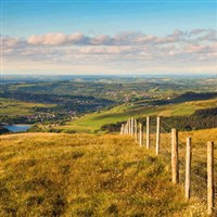 Summer Wine & The Peak District