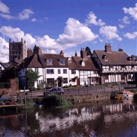 Tewkesbury & The Cotswolds