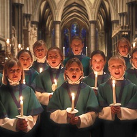 Carols at Salisbury Cathedral