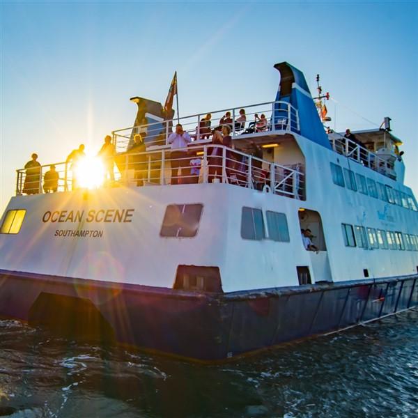 Hamble River Cruise