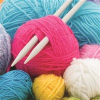 Knitting & Stitching Show at Alexandra Palace