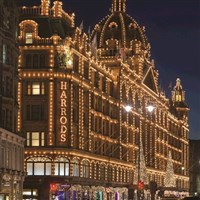 London Christmas Shopping or Museums
