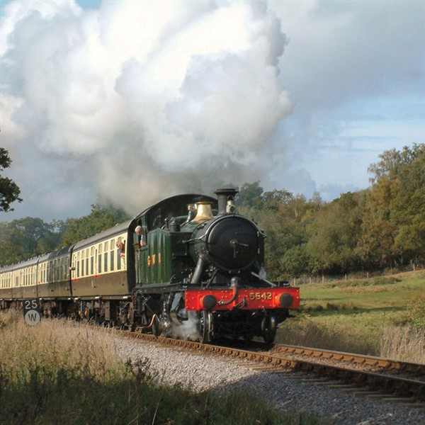 Great Devon and Somerset Railway Journeys