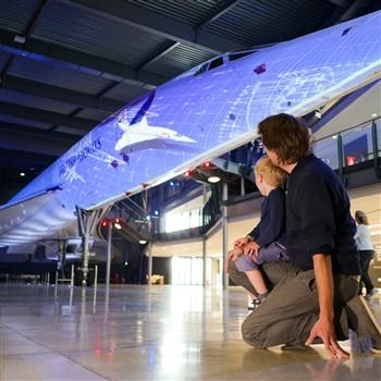 Aerospace Bristol and Concorde