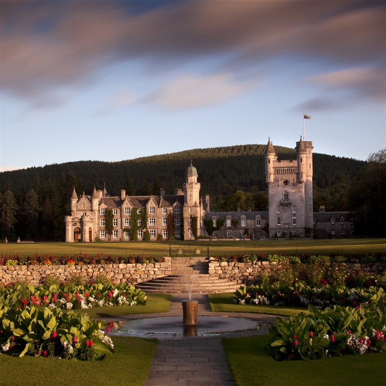 Balmoral, Glamis Castle & Royal Deeside