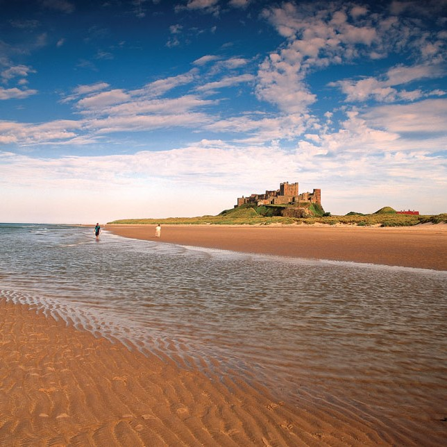 Alnwick and The Holy Island of Lindisfarne