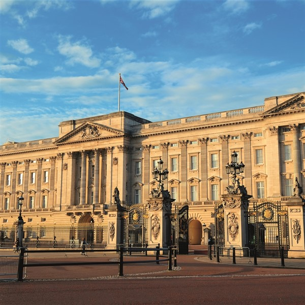 Buckingham Palace and Royal Windsor
