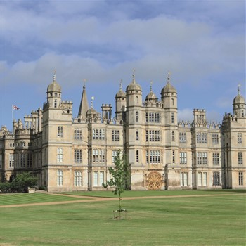 Burghley House and Gardens