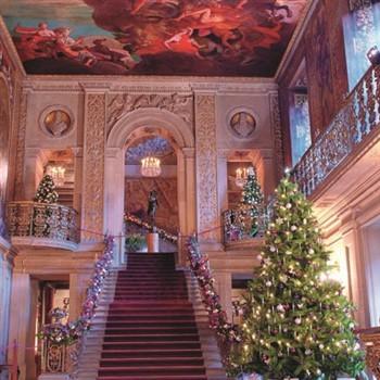 Christmas at Chatsworth House