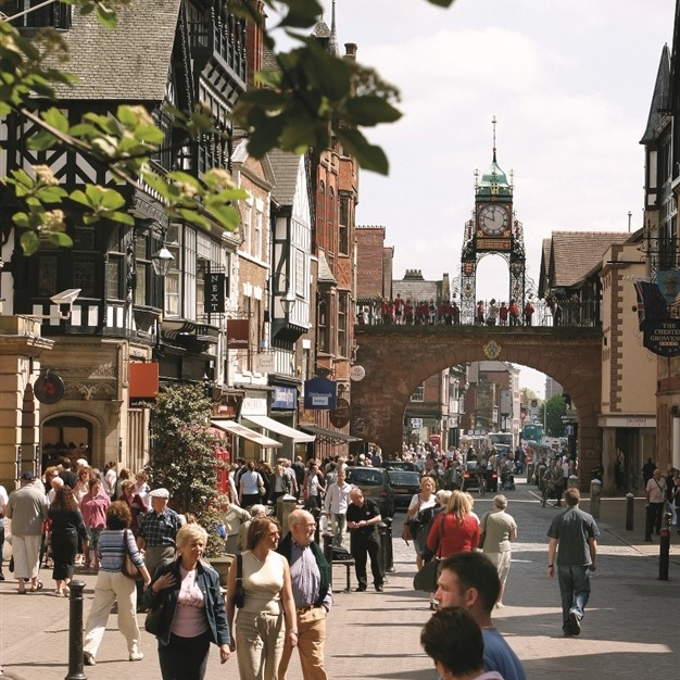 Chester - Historical City *