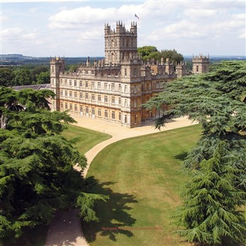 Downton Abbey, Bath & The Cotswolds