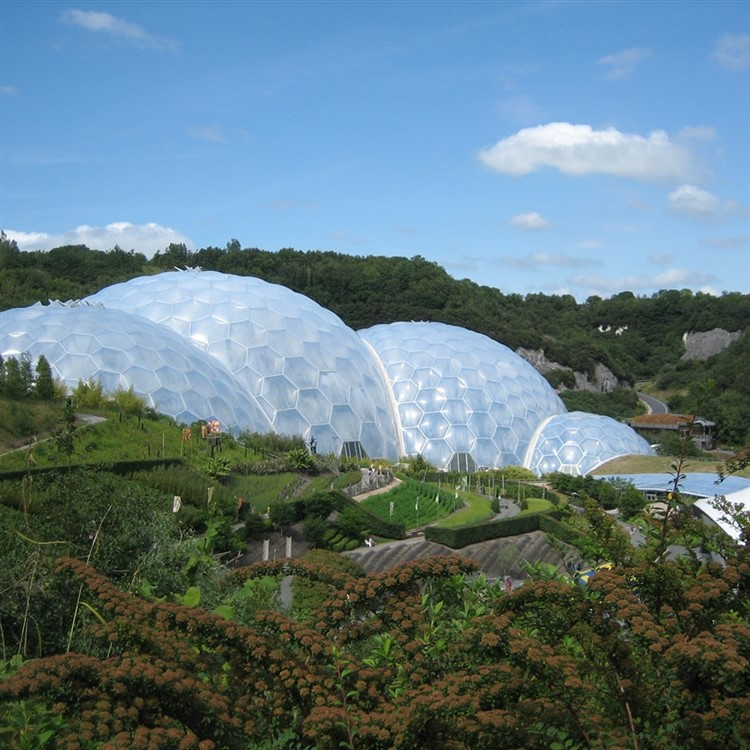 Looe, Eden Project and The Lost Gardens of Heligan
