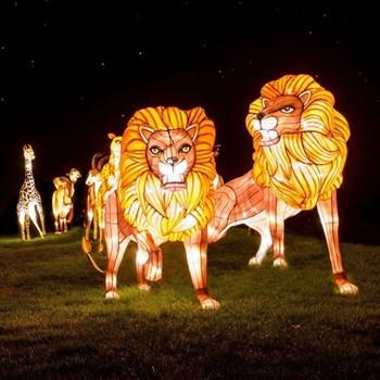 Festival of Light, Longleat
