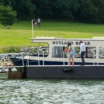 Melton Mowbray & Rutland River Cream Tea Cruise