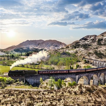 Scotland's Classic Railways