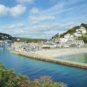 The Cornish Charm of Looe & Polperro