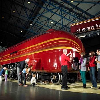 York Railway Museum *